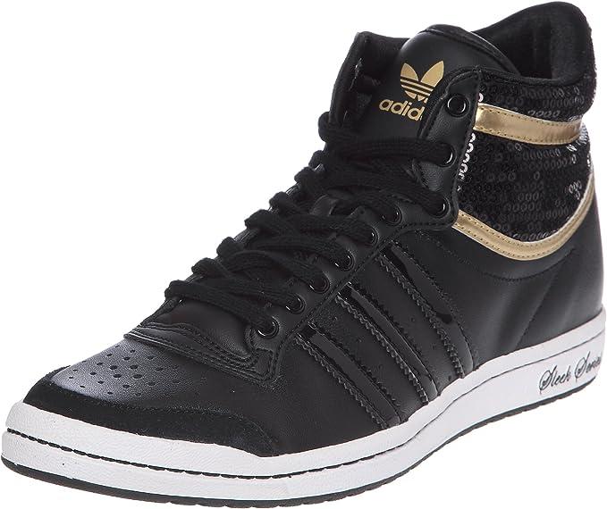 adidas G64572 Top Ten High Sleek W - Zapatillas Deportivas para ...