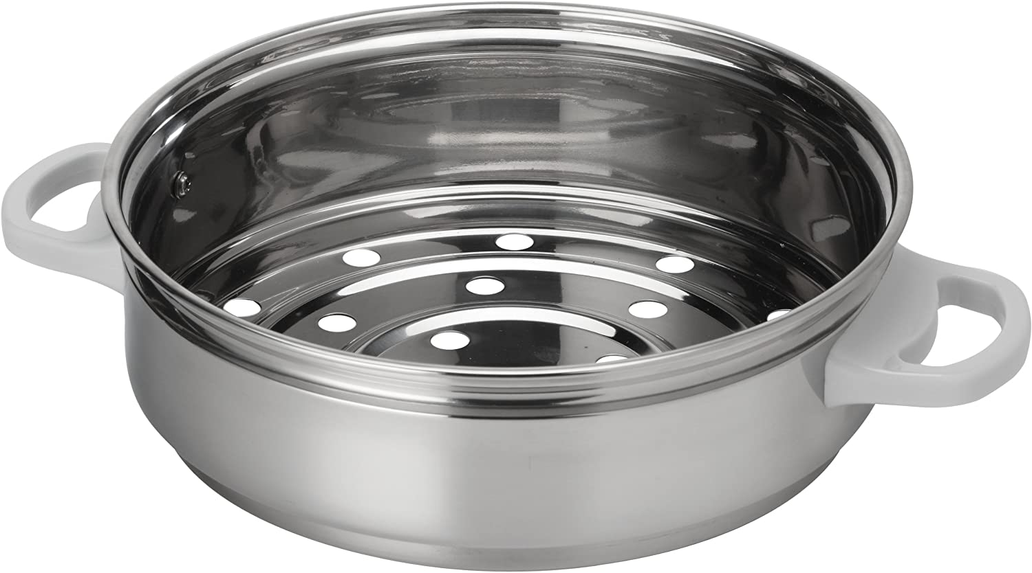 Aroma Housewares RS-03 Select Stainless Steam Tray for 6-Cup Rice Cooker, 3