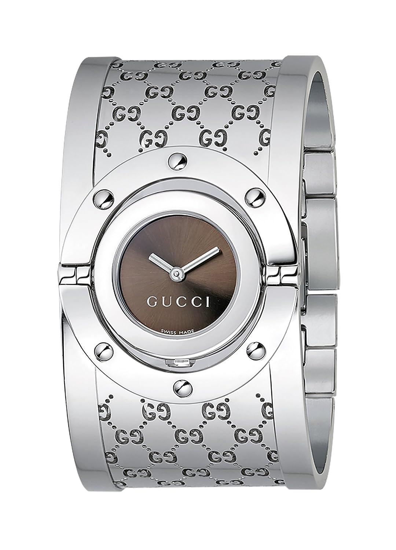 4a6a60dd078 Gucci Women s YA112401 Twirl Watch  Gucci  Amazon.ca  Watches