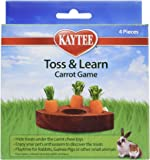 Kaytee Toss & Learn Carrot Game, 277207
