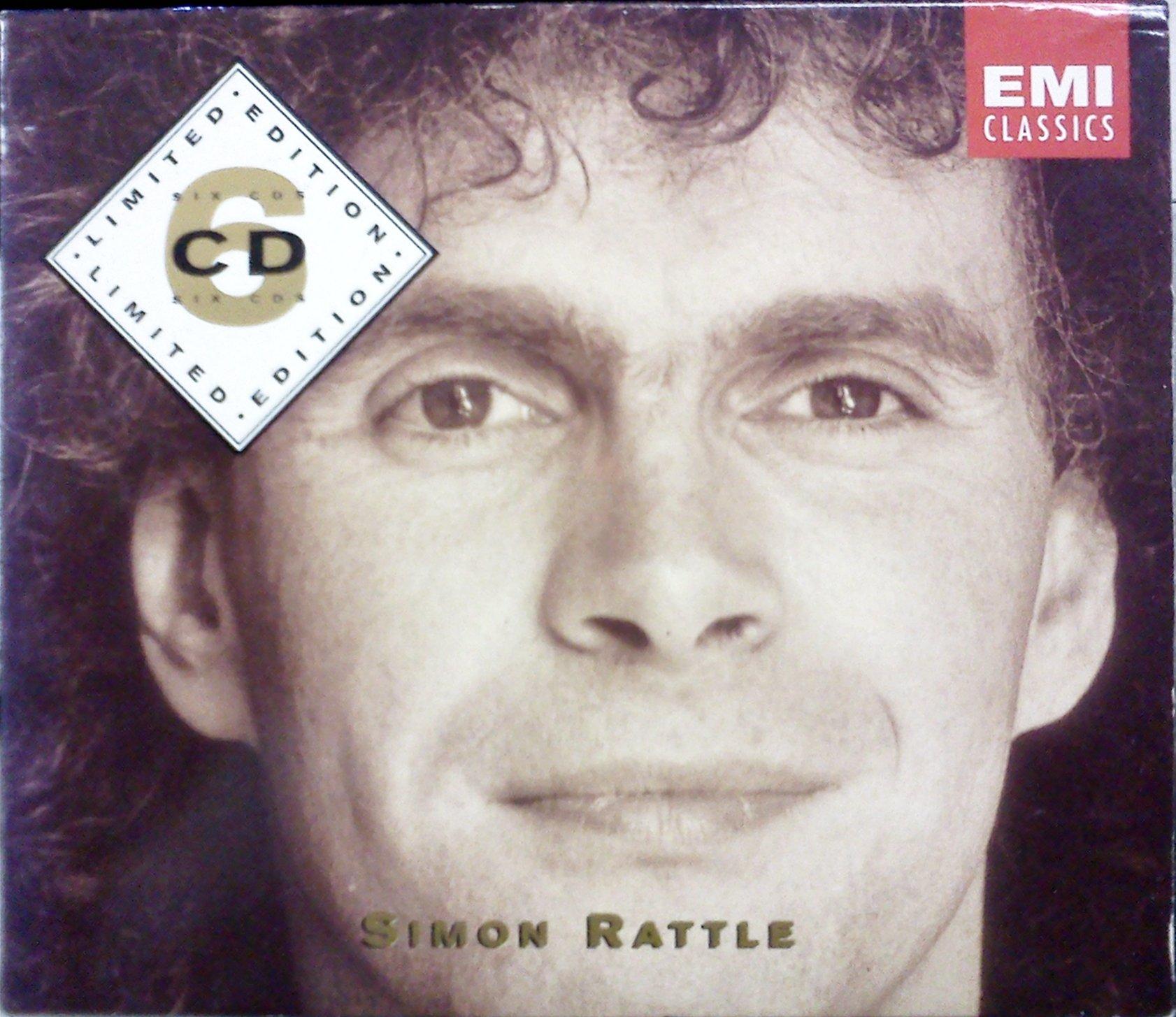 Simon Rattle: 20th Century Orchestral Masterworks