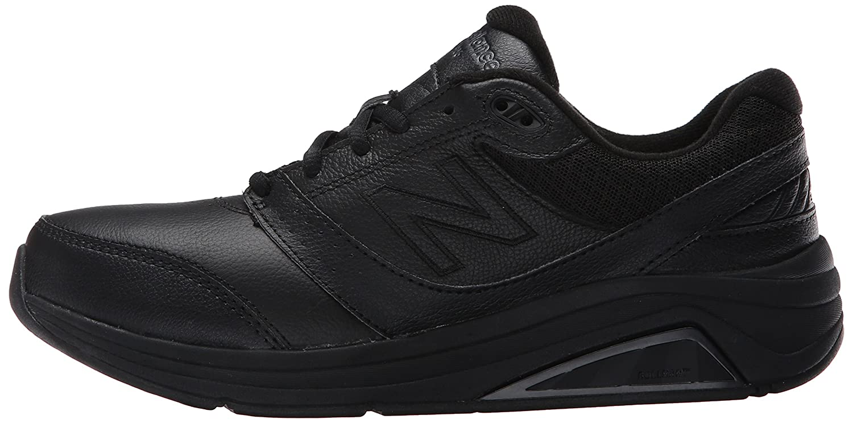 New Balance Women's 928v2 Walking Shoe B00Z7JZ87O 7.5 2A US|Black