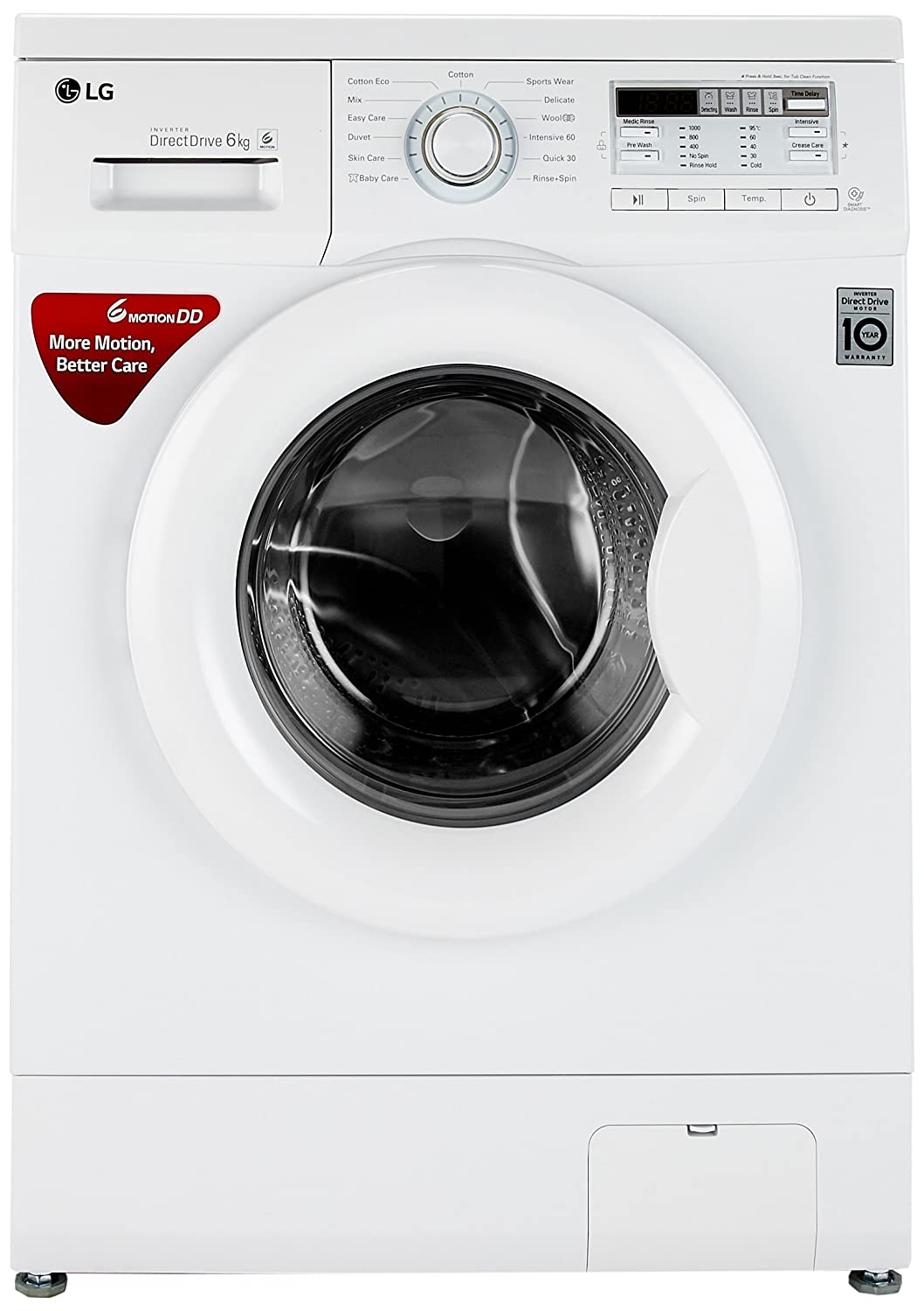 How Front load Washing Machine is better than Top load Washing machine?