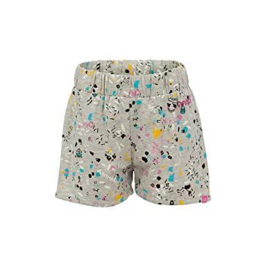 Animal - Pantalón corto deportivo - para niña gris PALE GREY MARL ...