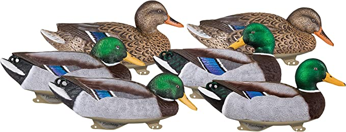 only 5 Hens left Mallard Duck Decoys Price for each  Flambeau U.S.A