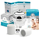 dewifier the ultimate water softener shower filter for shower head handheld combo showers