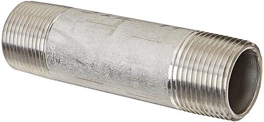 Amazon.com: Accesorio de tubería de acero inoxidable 304 ...