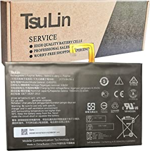 TsuLin L14D2P31 Laptop Battery Compatible with Lenovo TAB 2 A10-30 TB2-X30F TB2-X30L TB2-X30M A10-70 A10-70F A10-70L Series Notebook 3.8V 26.6Wh 7000mAh