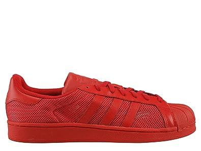 adidas Originals Superstar Chaussures Rouge