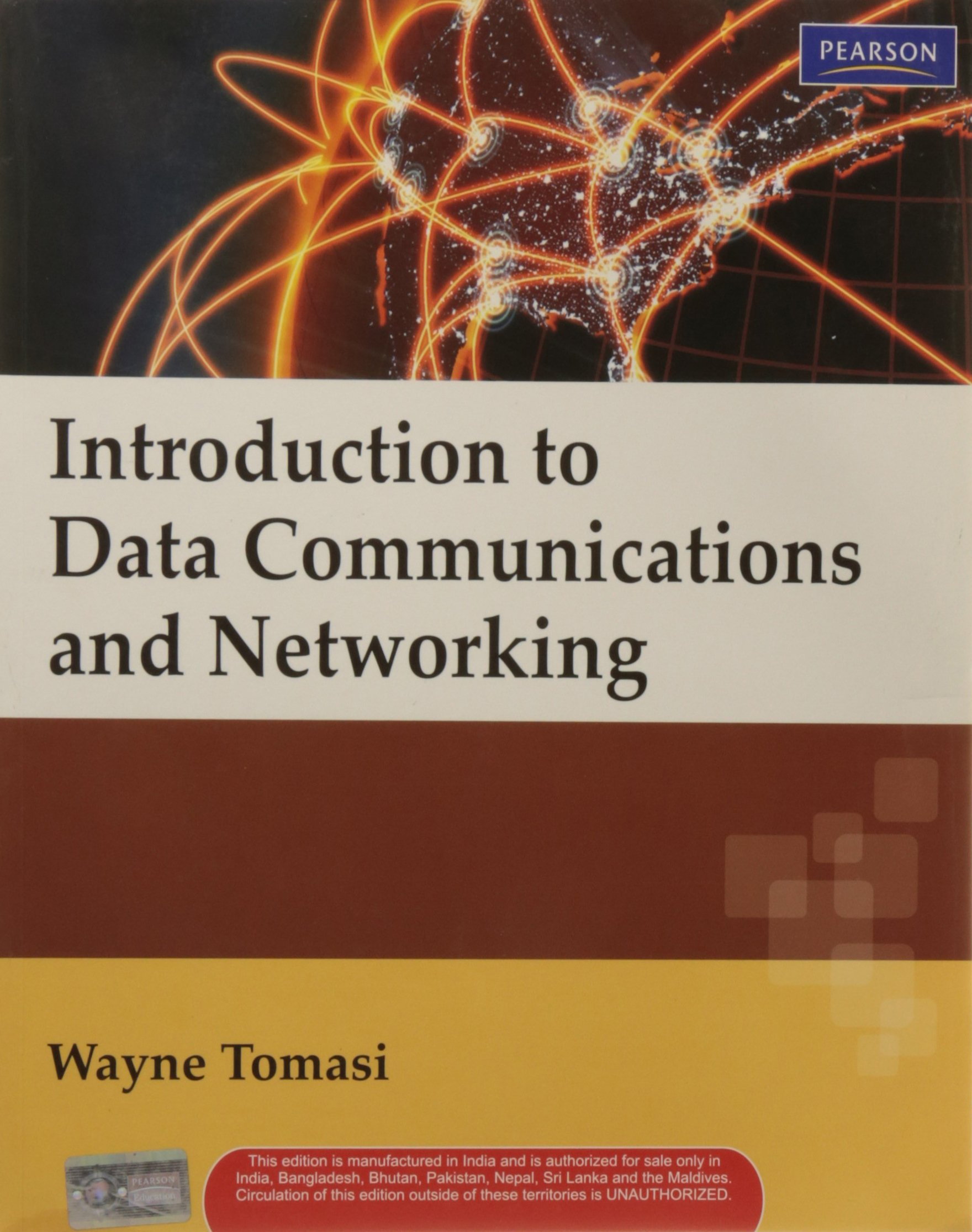 Introduction to Data Communications and Networking ebook