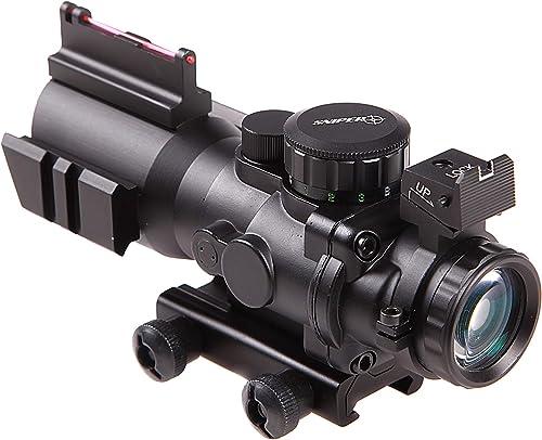 Sniper 4X32 CB Compact Prism Scope
