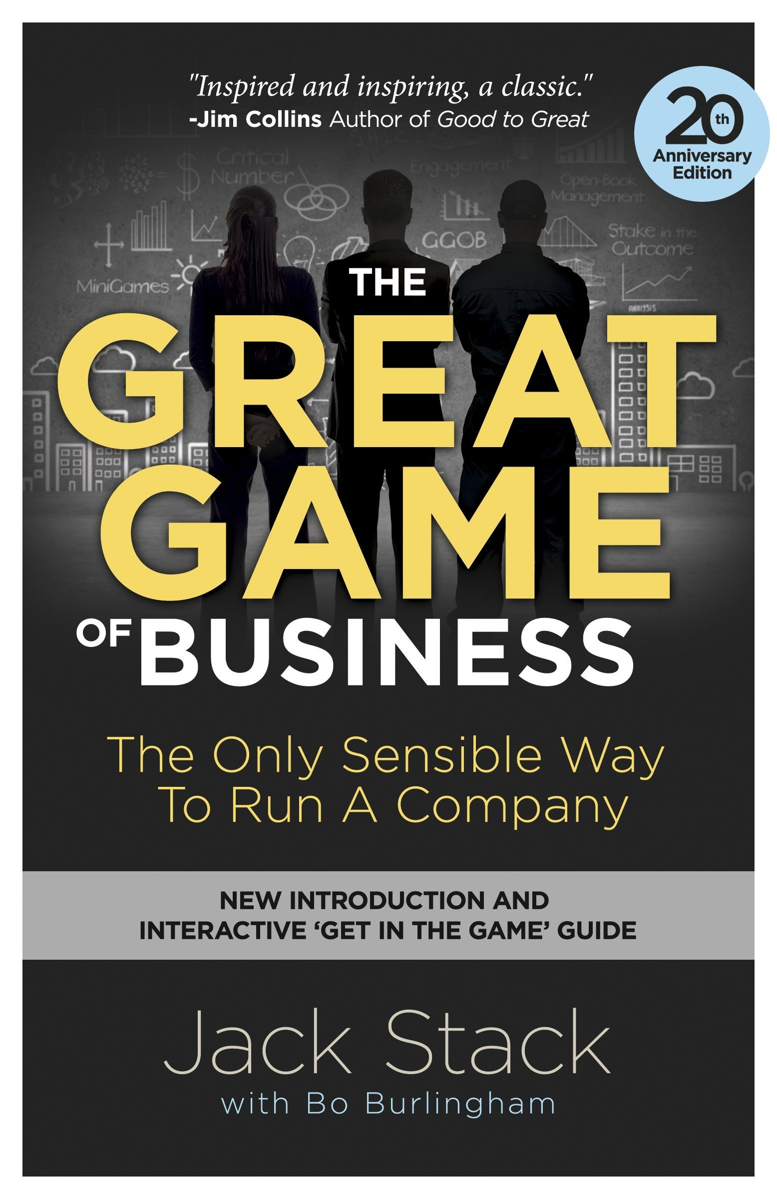 Download The Great Game of Business, Expanded and Updated: The Only Sensible Way to Run a Company pdf epub