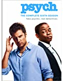 Psych: The Complete Sixth Season [DVD] [Import]