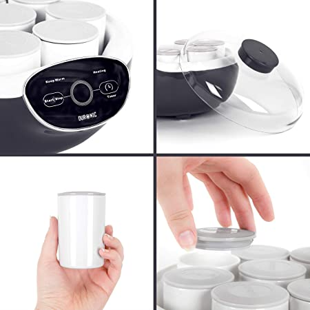 Duronic YM2 Yogurtera dimesiones