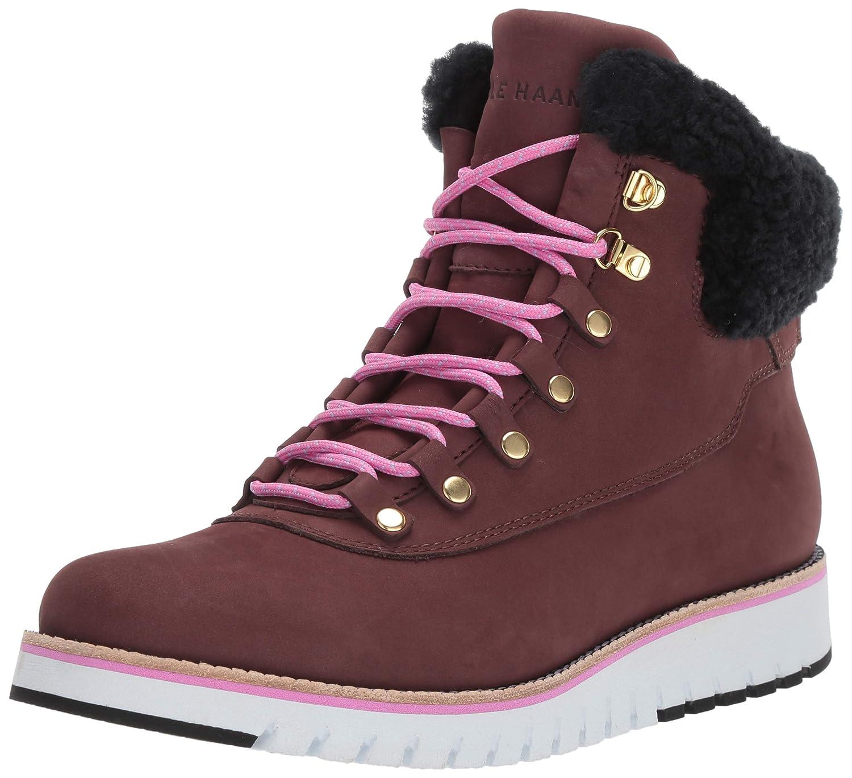 21c929bccd3 Cole Haan Women's Zerogrand Explore Hiker Waterproof Ankle Boot ...