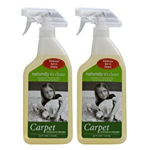 Naturally, It's Clean Carpet Spot-Treat