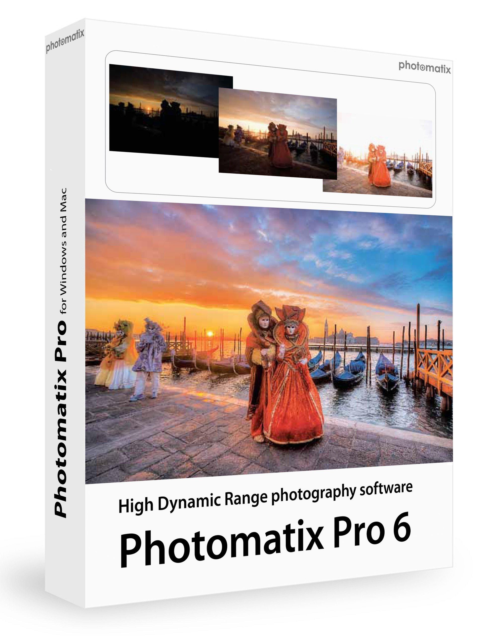 Photomatix Pro 6 by HDRsoft