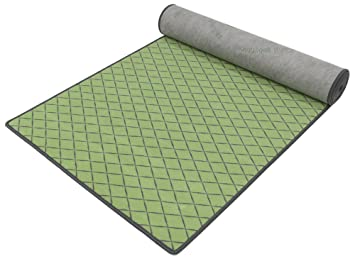 Vorwerk Bijou Cross grün Teppiche | Teppichläufer 080x300 cm ...