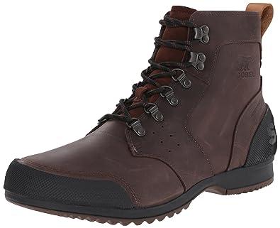 Irox GTX Mid, Chaussures de Randonnée Hautes Homme, Bleu (Navy/Rost 6975), 47 EULowa