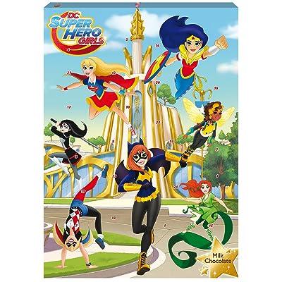 Calendrier de l'Avent Super Hero GIRLS calendrier de Noël Chocolat Enfants Noël
