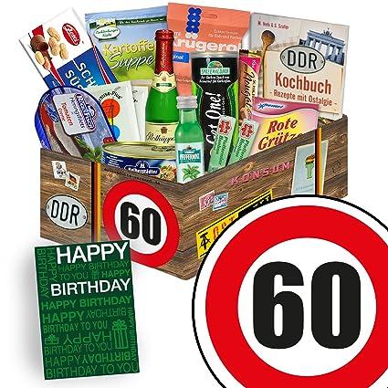Spezial Geschenk Box Ossi Paket L Geburtstag 60 Geschenk Box