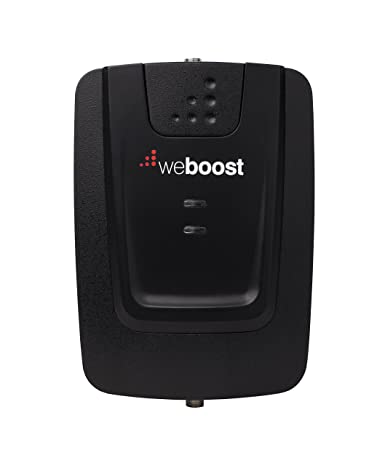 weBoost Connect 3G - Directional 472205 Cell Phone Signal Booster for Home  and Office – Enhance Your Signal up to 32x
