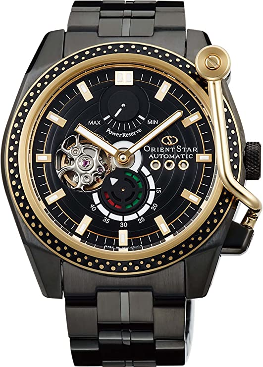 [オリエント時計] 腕時計 オリエントスター WZ0231DK