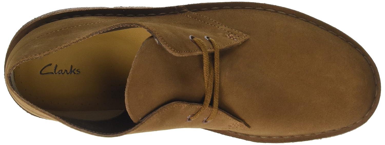 466de23847fe93 Clarks Originals Herren Freizeit Desert Boot Veloursleder Stiefel Braun  Größe 41  Amazon.de  Schuhe   Handtaschen