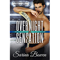 Overnight Sensation: A Hockey Romance (Brooklyn Book 2) (English Edition)