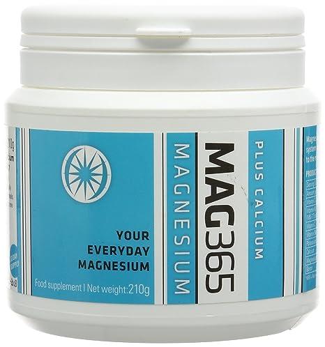 MAG365 Magnesium Plus Calcium Food Supplement