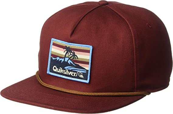 Quiksilver Mens SLIPSTOCKERS Trucker HAT, Andora, 1SZ: Amazon.es ...