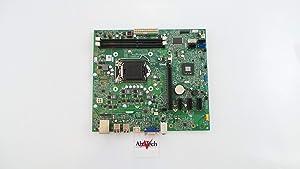 Genuine Dell OPTIPLEX 390 Mini-ATX MOTHERBOARD LGA 1155/Socket H2 M5DCD 0M5DCD (Renewed)