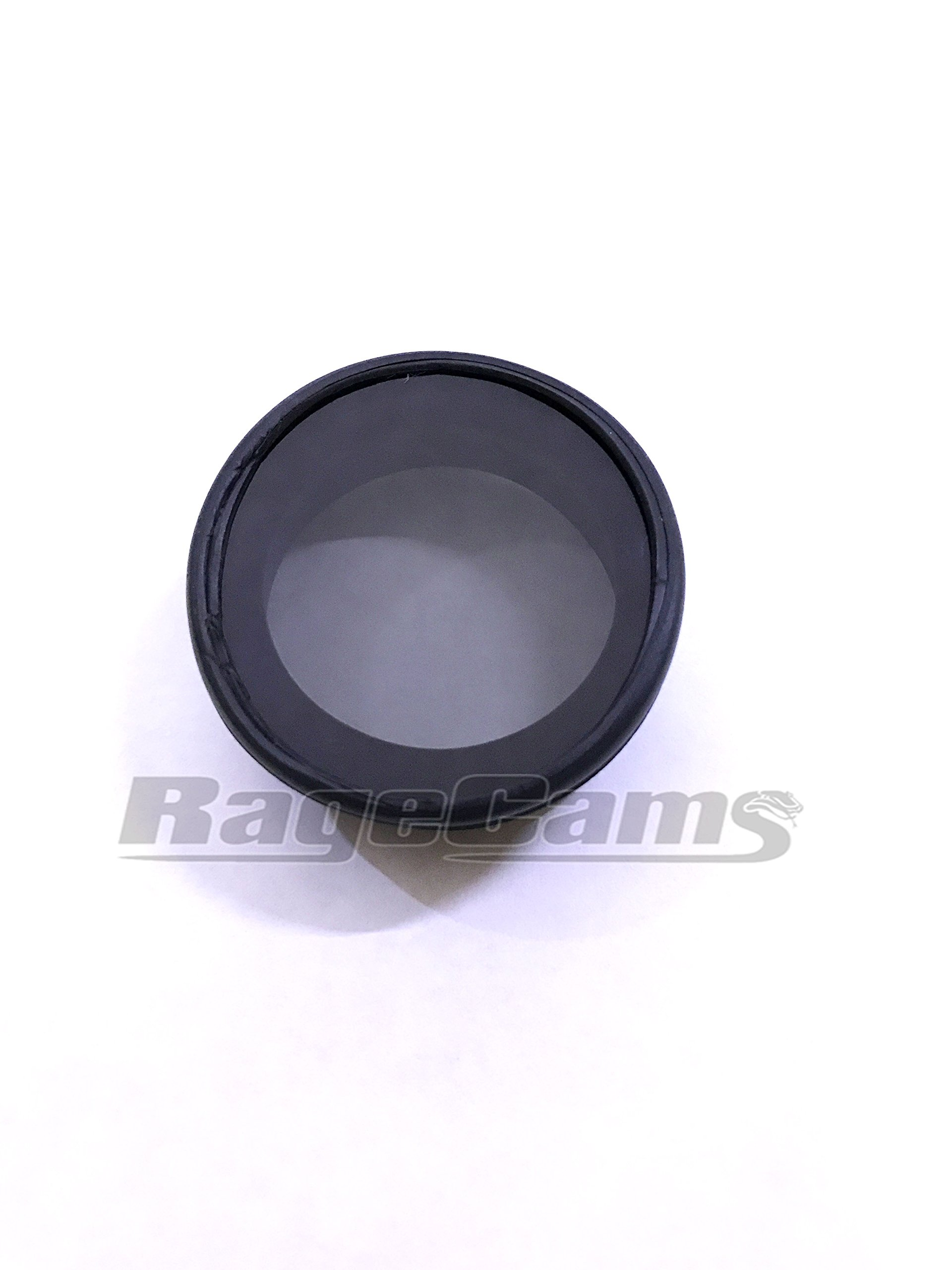 ND8 Neutral Density Press Fit Glass ND Filter for the Sony FDR-X3000 & AS-300 by RageCams