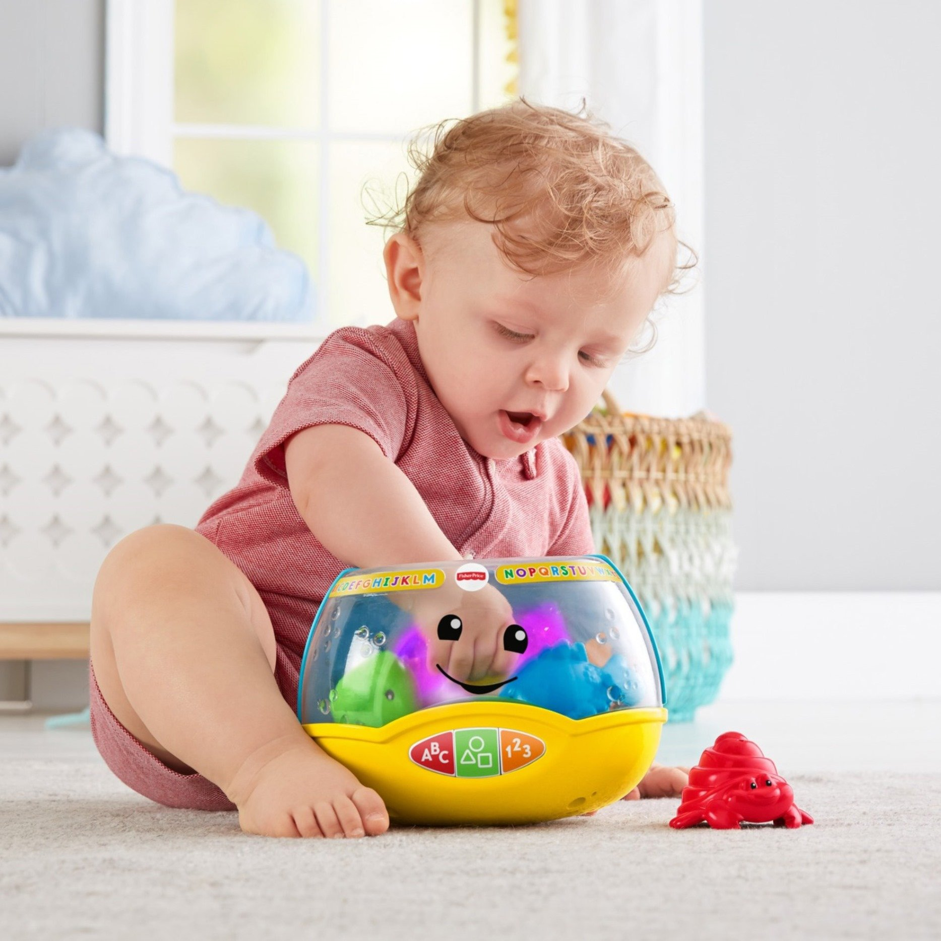 Fisher-Price Laugh & Learn Magical Lights Fishbowl by Fisher-Price (Image #13)