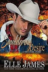 Smoldering Desire (Hellfire Book 3) Kindle Edition