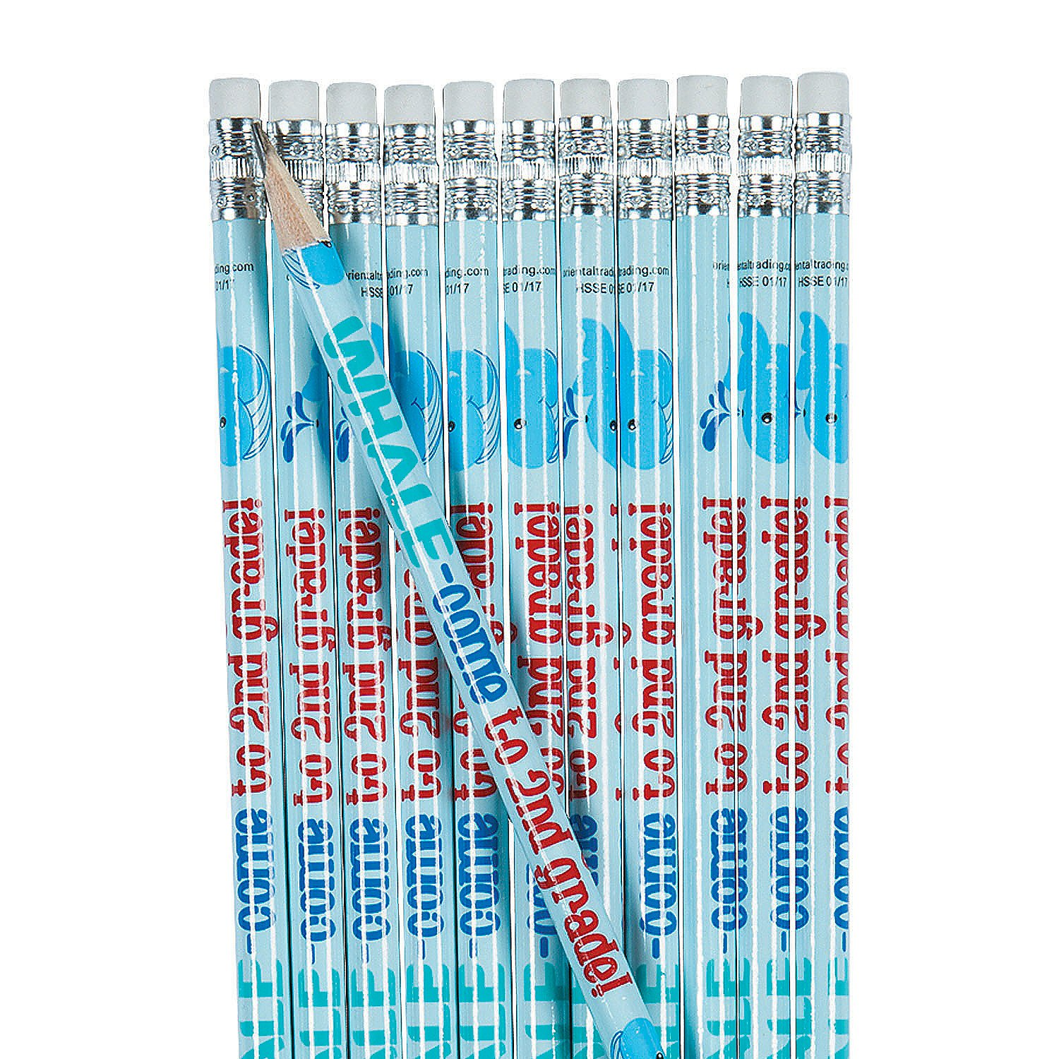 Amazon.com : Welcome to 2nd Grade Pencils : Office Products