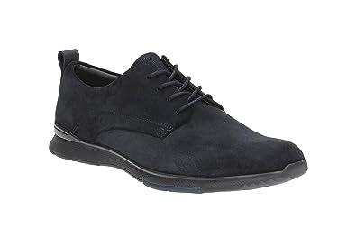 91095c13c7323 Clarks Mens Smart Tynamo Walk Suede Shoes In Blue: Amazon.co.uk ...