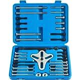 Orion Motor Tech Harmonic Balancer Puller Kit, Power Steering Pulley Puller Installer Tool Set, Automotive Steering…