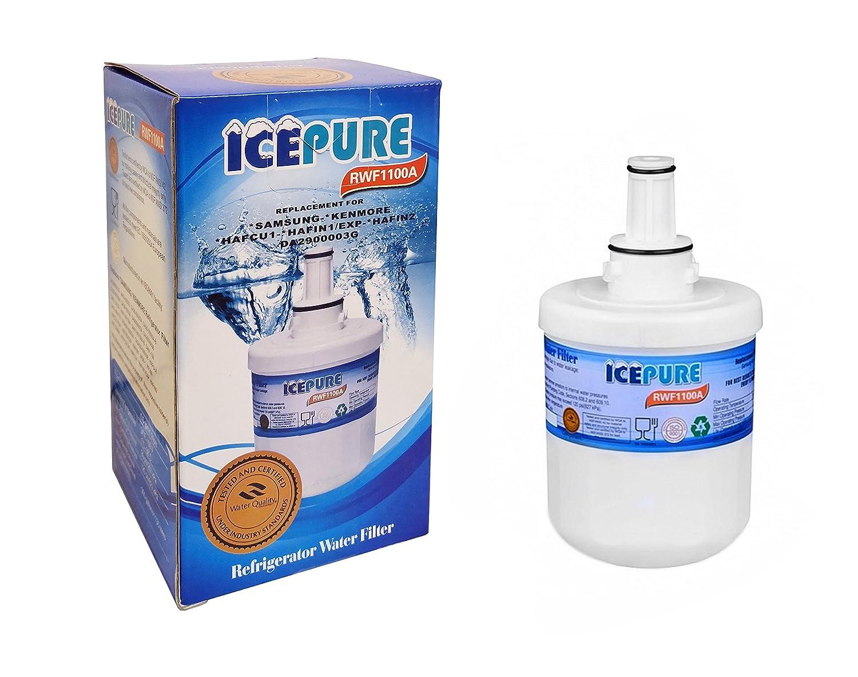 Aeg Kühlschrank Wasser Läuft Nicht Ab : Icepure rfc a rfc a kühlschrank wasser filter kompatibel