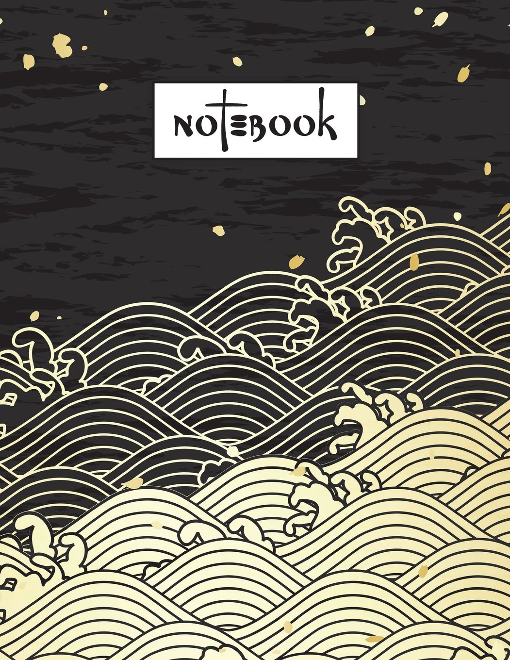 Download Notebook: Japanese Style Blank Notebook  Journal Composition Book Blank (Unruled) Paper for Drawing Writing Journaling Notes & Lettering  Large (8.5 x 11) Matte Softcover (Japanese Notebooks) ebook