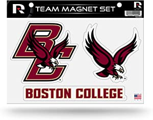 NCAA Die Cut Team Magnet Set Sheet