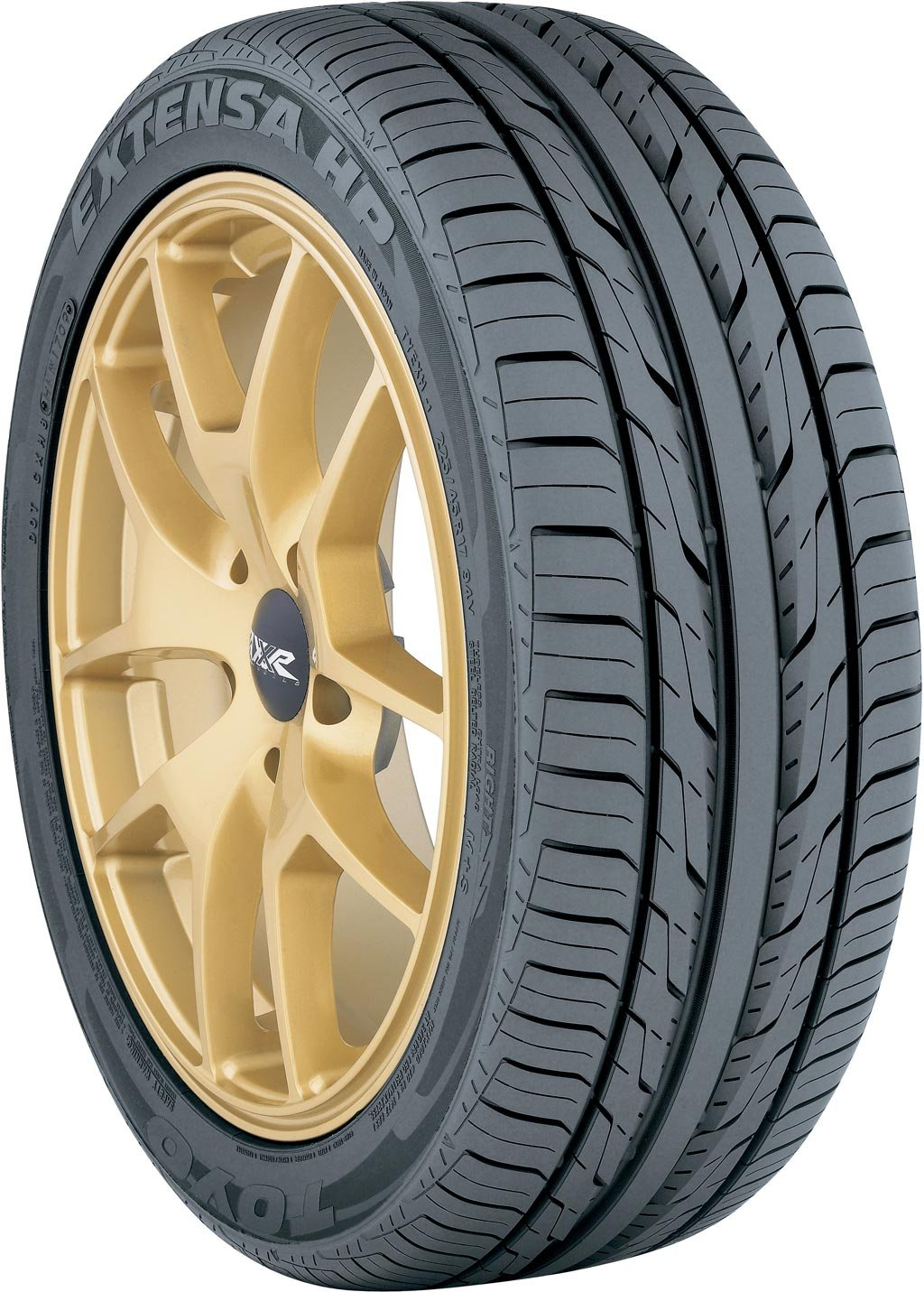 Toyo Extensa HP Performance Radial Tire - 245/40R17 95W by Toyo Tires (Image #2)
