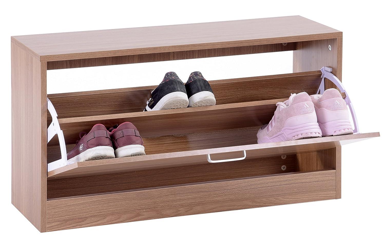 Zapatero para 8 pares de zapatos