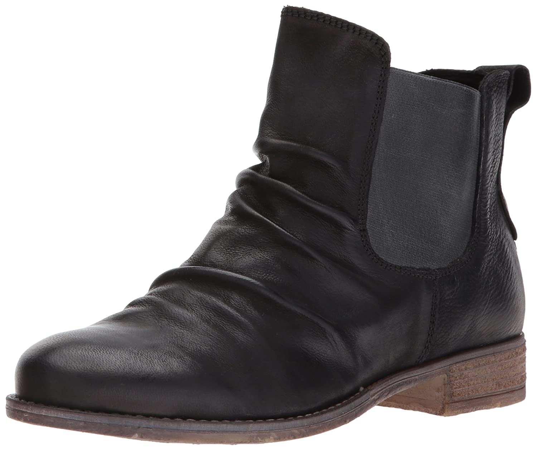 Josef Seibel Women's Sienna 59 Ankle Bootie B06XTWZ66Q 42 EU/11-11.5 M US|Black