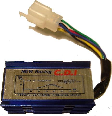 CDI Ignitor Module 50cc 70cc 90cc 100cc 110cc 125cc Baja Parts SSR X6 X8 X15 X18