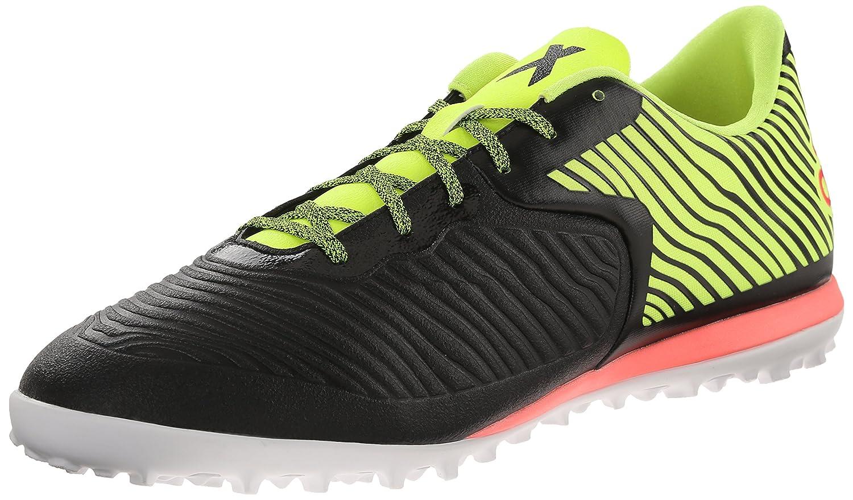 [アディダス] adidas サッカーシューズ エックス15.2 CG B00RNECP5YCore Black/Solar Yellow/Flash Red S15 8 1/2 US