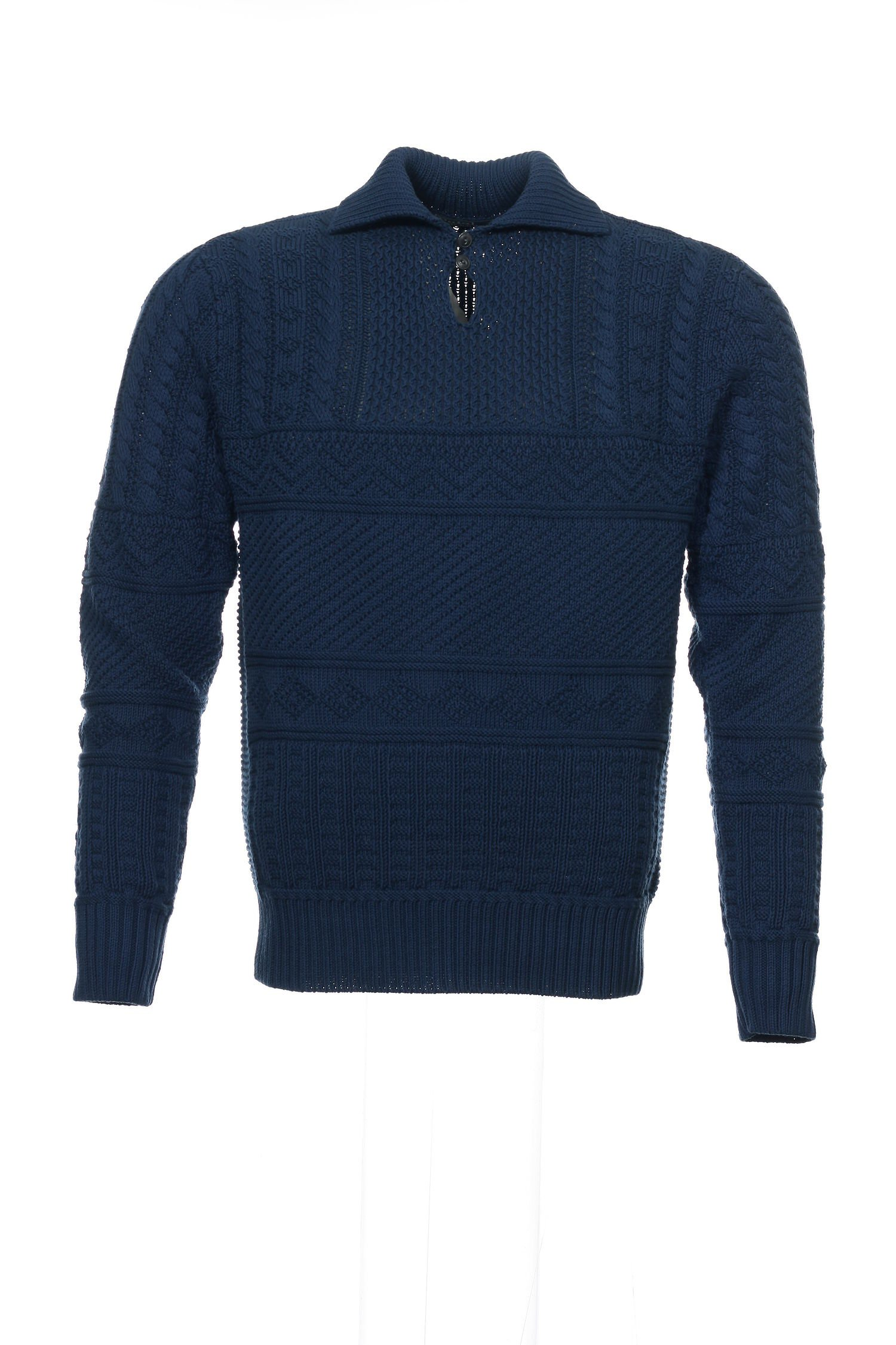Polo by Ralph Lauren Blue Polo Sweaters , Size Large