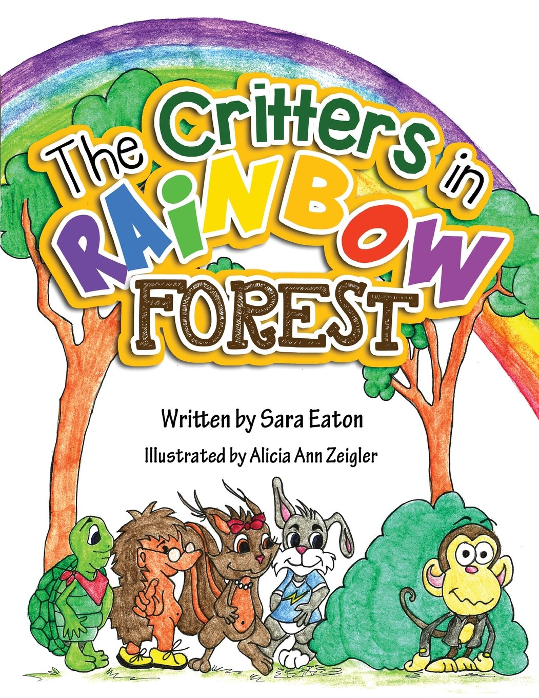 Read Online The Critters in Rainbow Forest ebook
