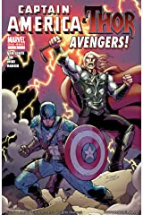 Captain America & Thor!: Avengers #1 Kindle Edition