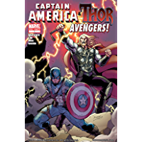 Captain America & Thor!: Avengers #1 (English Edition)